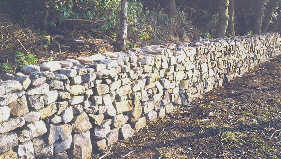 dry stone wall 3